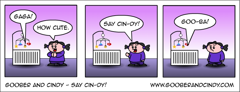 Say Cin-dy!